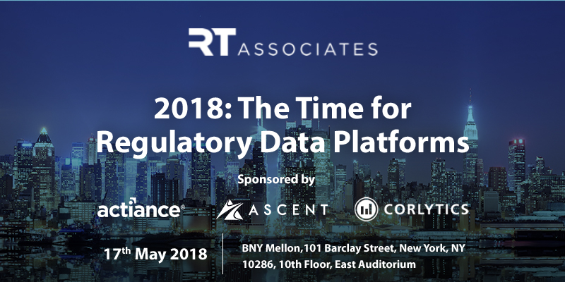 The time for regulatory data platforms - new york