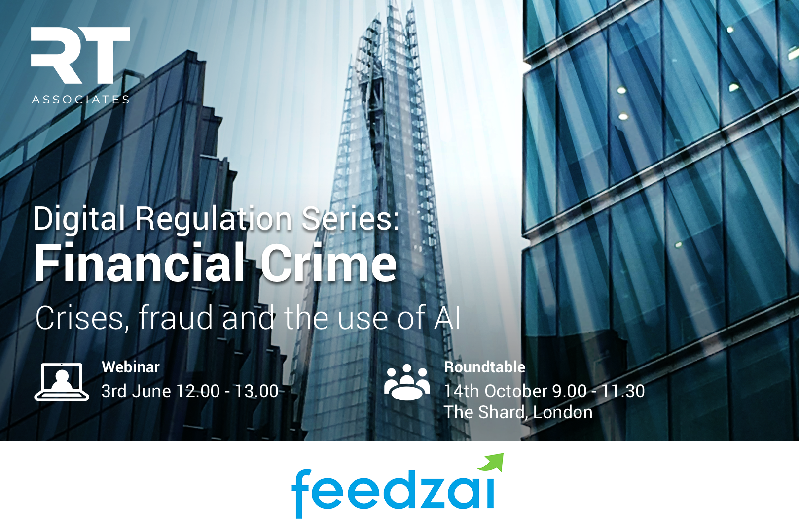 Crisis, fraud and the use of AI webinar