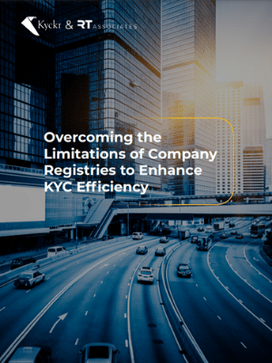 Overcoming the Limitations of Company Registries - White paper - RegTech Associates
